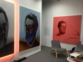 Duran Mashaal at VOLTA NY 2018, installation view