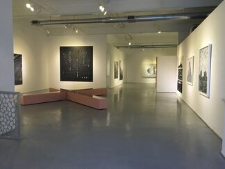 Shades of Grey, installation view
