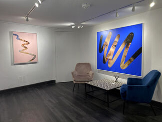 Fake Abstract, installation view