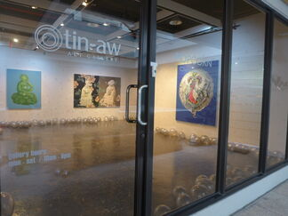 Popcorn - Clairelynn Uy solo show, installation view