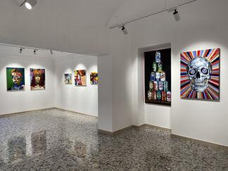 Aftermodernism 2.0 - Benjamin Edwards & Tom Sanford, installation view
