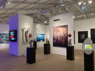 Oliver Cole Gallery at Palm Beach Modern + Contemporary 2019, installation view