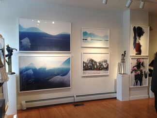 Nathan Coe: Double Exposure, installation view