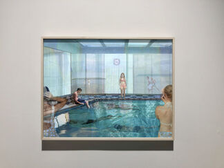 Galerie Thierry Bigaignon at Photo London 2020, installation view