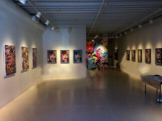 VVAVES, installation view