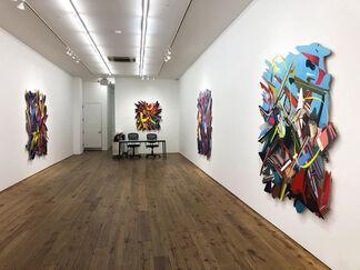 Omar Rodriguez-Graham, installation view
