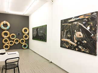 Lyle O. Reitzel Spring 2017 Group Show, installation view