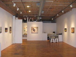 Michael Zigmond: New Paintings, installation view