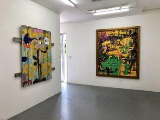Saturday Mornings, installation view