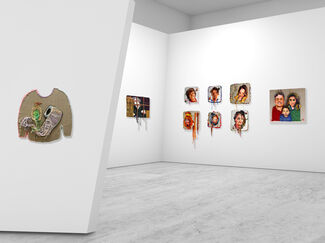 Inside Katika Looking Out, installation view