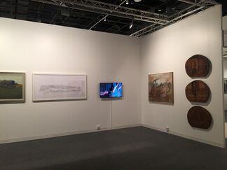 Gallery One Ramallah at Abu Dhabi Art 2015, installation view