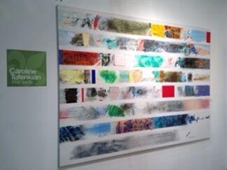 Tufenkian Fine Arts at LA Art Show 2015, installation view