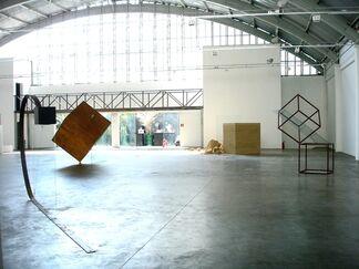Tulio Pinto | Ground, installation view