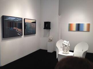 Muriel Guépin Gallery at Art Market Hamptons 2014, installation view