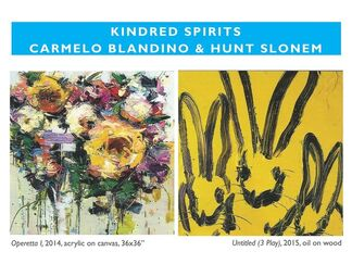 Kindred Spirits, installation view