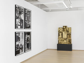 LeWitt, Nevelson, Pendleton Part II, installation view