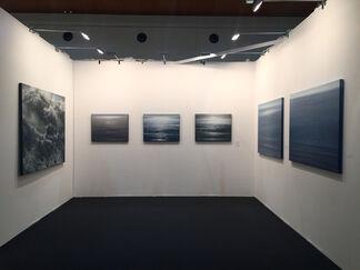 Galerie Thomas Fuchs at art KARLSRUHE 2015, installation view