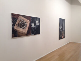 McDermott & McGough - Iconic & New Paintings, installation view