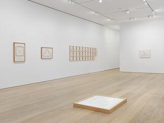 Gordon Matta-Clark: Energy and Abstraction, installation view