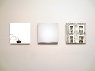 Fade to White, installation view