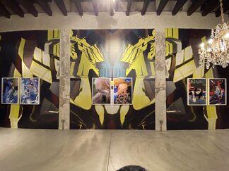 KENTA COBAYASHI. PORTRAITS, installation view