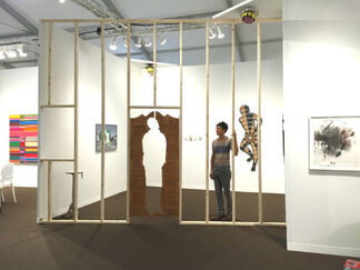MC2Gallery at PULSE Miami Beach 2015, installation view