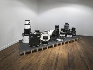 Scott Carter: Velocity, installation view