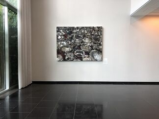 Margaret Morrison Paintings at The Georgia Museum, installation view
