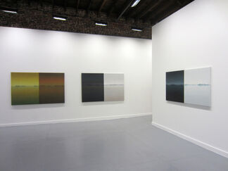 Douglass Freed: Reflective Landscapes, installation view