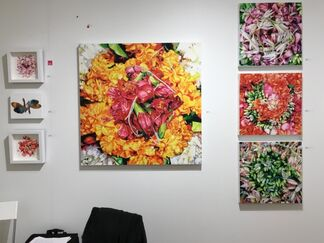 BoxHeart at Affordable Art Fair New York 2018, installation view