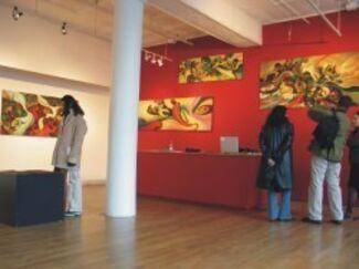 SOHO 2004, installation view