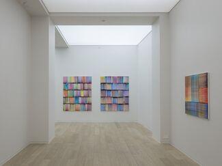 Bernard Frize, installation view