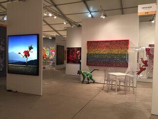 Contessa Gallery at Art Miami 2015, installation view