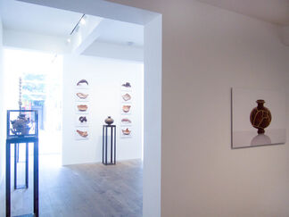 Fractured Images, installation view