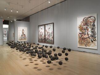 Wangechi Mutu: A Fantastic Journey, installation view