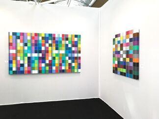 Absolute Art Gallery at YIA Art Fair #11 Paris 2017, installation view