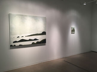 Kathryn Lynch: Maine Paintings, installation view