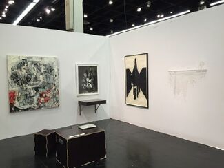 The Hole at Art Cologne 2015, installation view