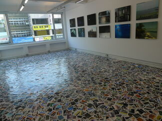 Behind the Shadow -  I-ChenKUO Solo exhibition, installation view
