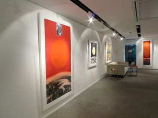 Rearward Glance - from the 1960s to the present - Liu Kuo-sung, installation view
