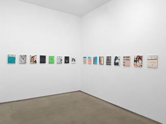 Brian Alfred, In Praise of Shadows, installation view