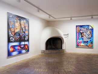 Mario Ayala, AUT Of Body, installation view