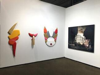 Asya Geisberg Gallery at UNTITLED Art, San Francisco 2019, installation view