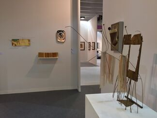 Repetto Gallery at The Armory Show 2017, installation view