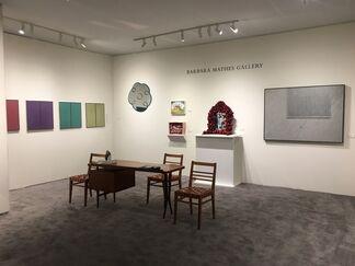 Barbara Mathes Gallery at The Salon Art + Design 2016, installation view