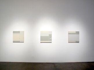 Three Painters, installation view