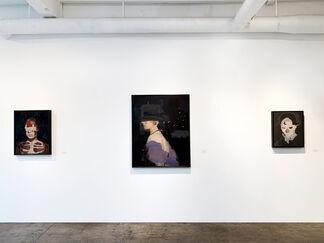 Richard Butler   The Amnesiac Hostess, installation view