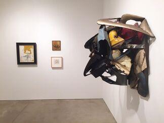 Chamberlain, de Kooning & Others, installation view
