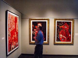 Charles H. MacNider Art Museum,IA, installation view