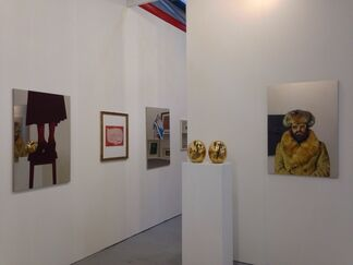 Repetto Gallery at Art City Bologna 2015, installation view